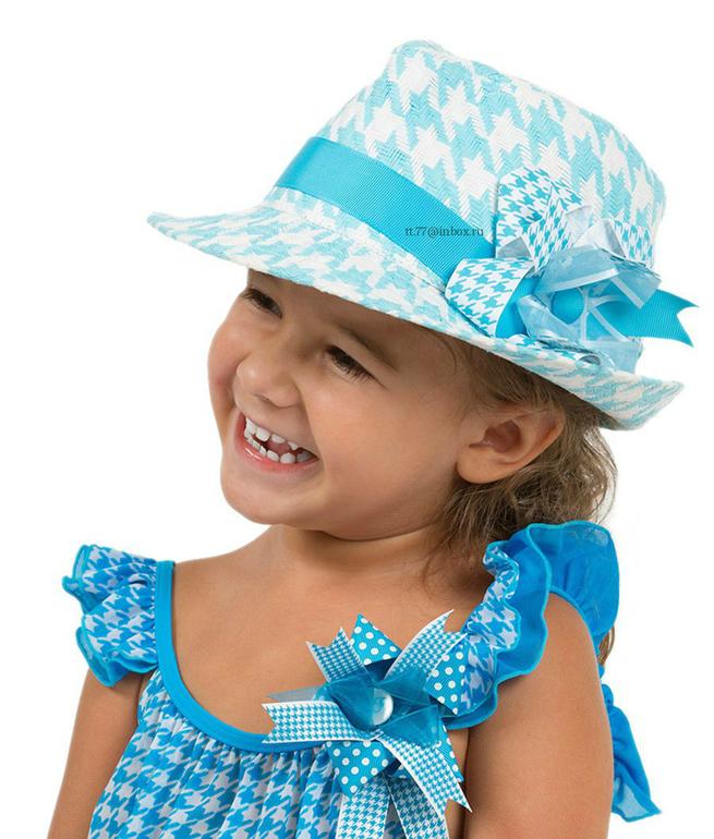 Шляпки фото для девочек