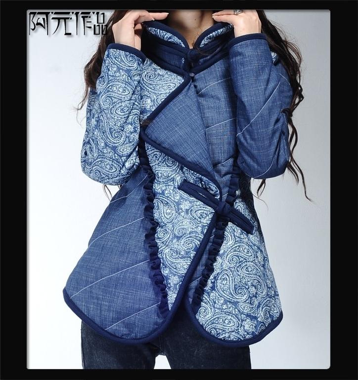 Пальто бохо стиль своими руками