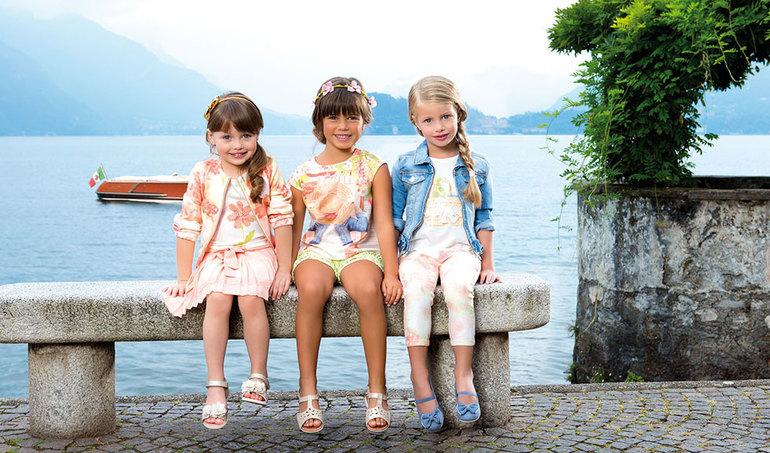 Детская Одежда Весна Лето
