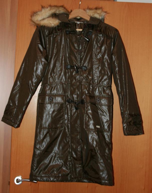 Trasluz пальто д/д 148-160 новое 1500р