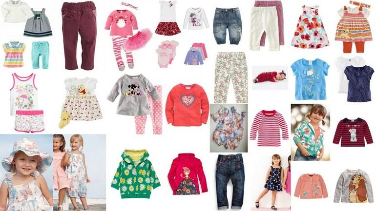 Картинки одежда девочки 9 лет