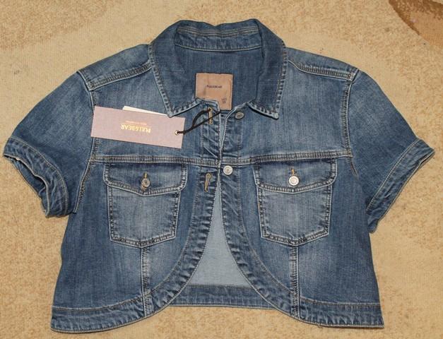 Новая куртка Pull&Bear;