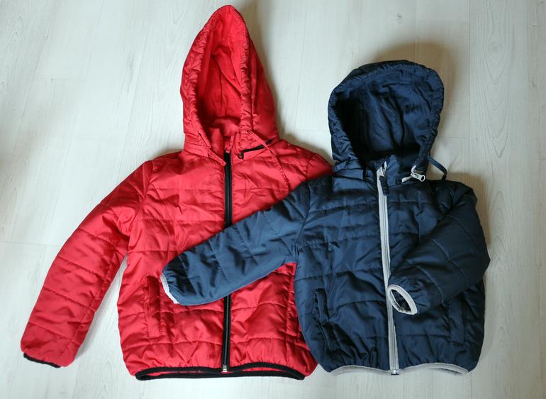 Две курточки Gulliver, унисекс, 1500 за обе.
