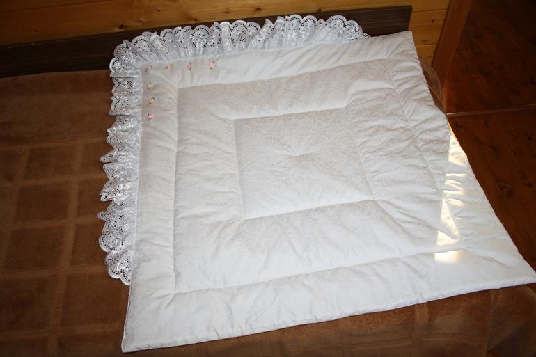 Одеяла на выписку из роддома своими руками