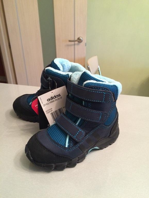 Неожиданно наступившая зима заставила искать обувь по наличию e997477d148d7