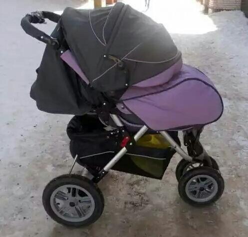 каролина прайд коляска инструкция