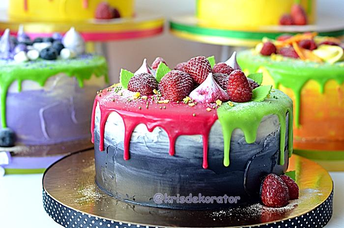 Рецепты с фото тортов без выпечки