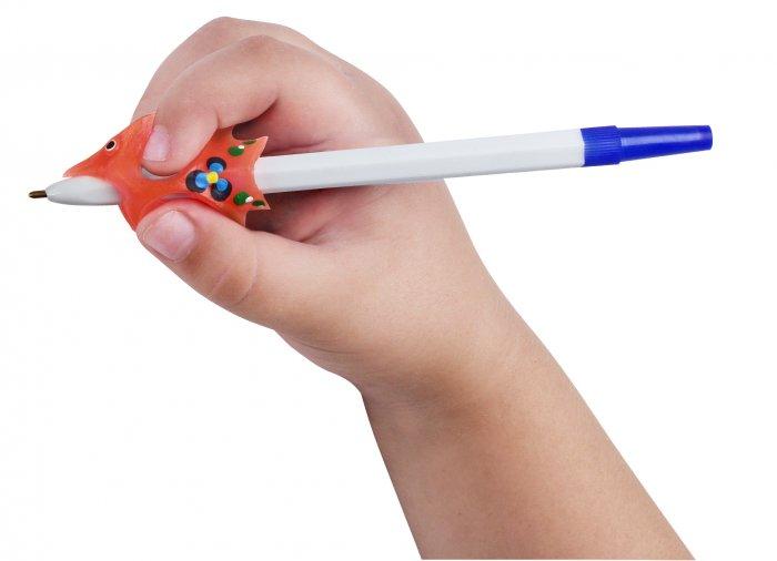 Как сделать ручку для писания своими руками 41