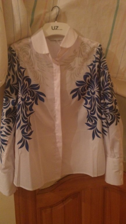 рубашка Stella MCcsrtney (копия ) 1800 36 размер