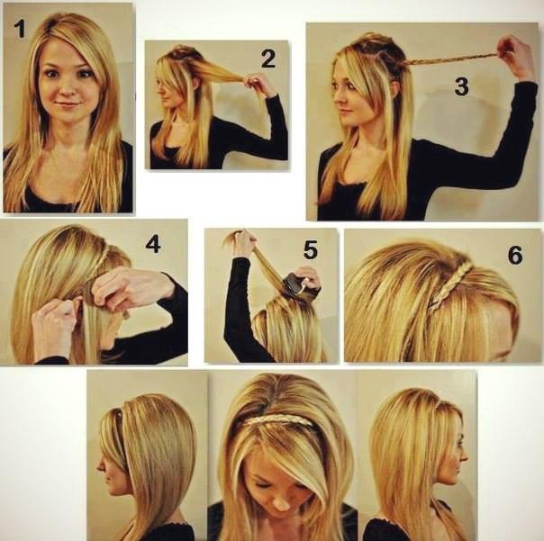 прически на тонкие волосы фото уроки