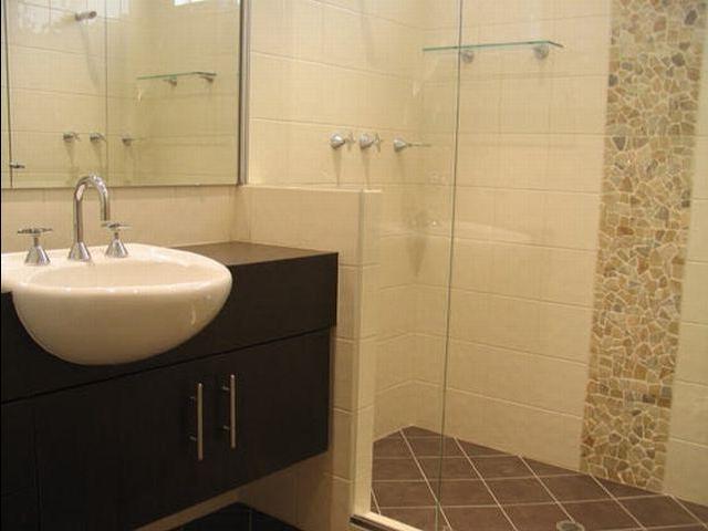 Дизайн ванной комнаты с машинкой