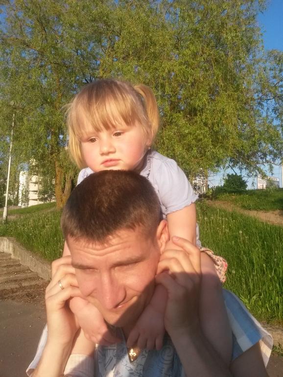 Наконец-то руки дошли)))) или Алисины достижения в 2 года.