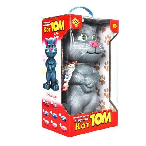 Интерактивный кот Том повтарюшка. Совместная закупка 500 руб.