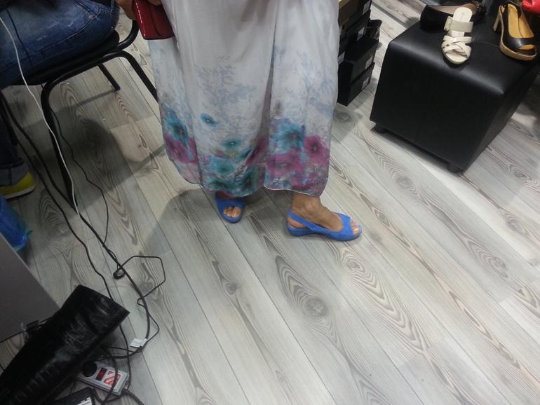 Хвастики обуви MARCO BONNE