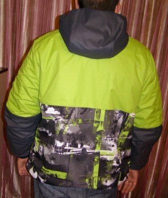Куртка анорак своими руками 44