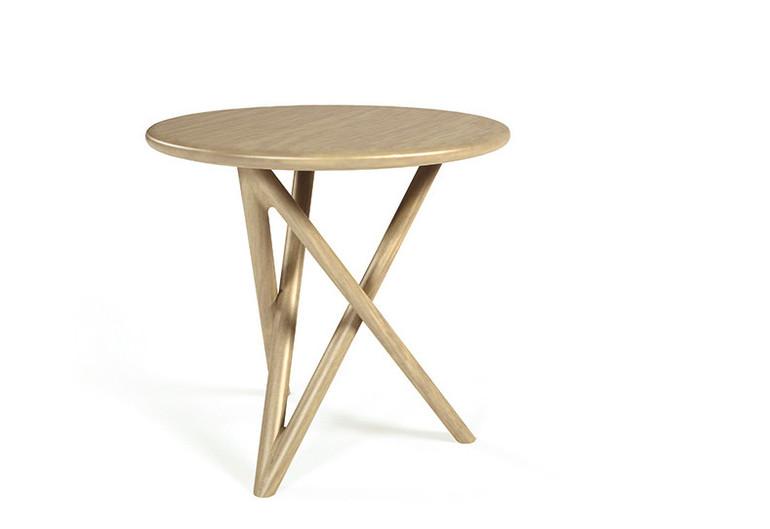 Где посмотреть дизайнерские столы небольшого размера???