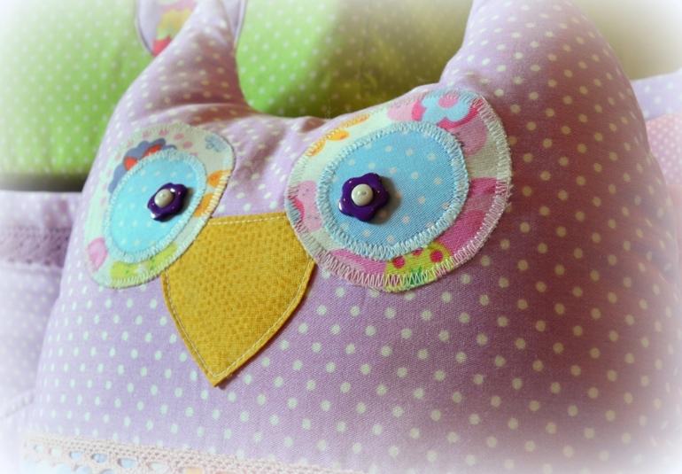 Текстильный декор в детскую комнату