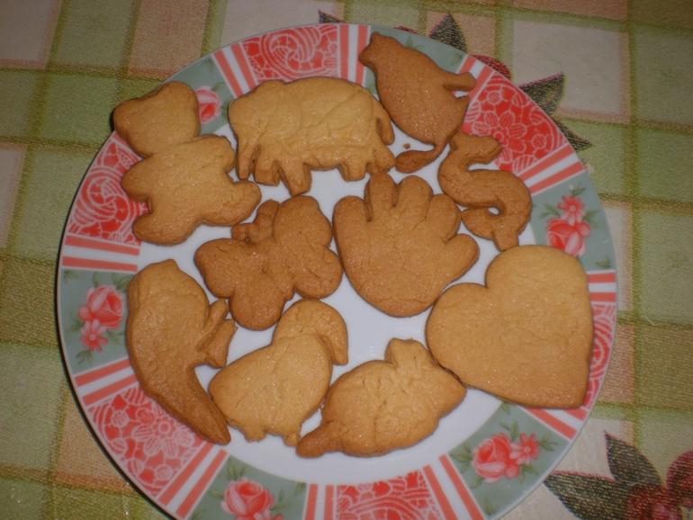 Печеньки выходного дня!