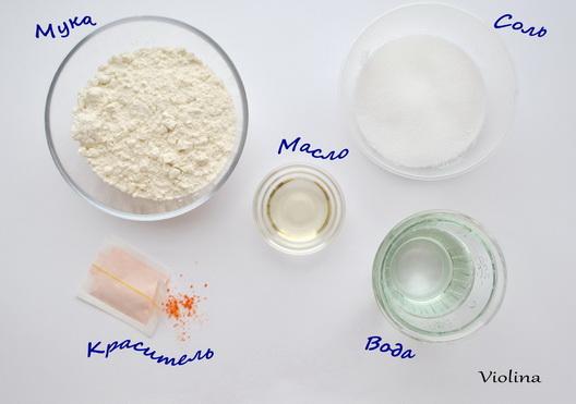 Как сделать тесто для фигурок фото 211