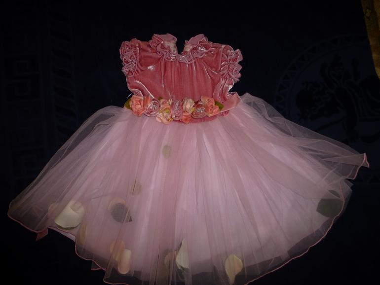 Платье LESY 80-86см
