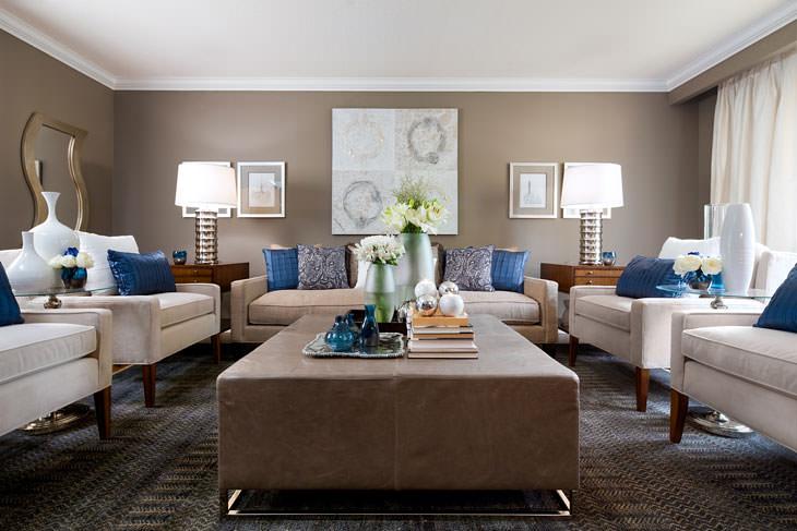 Цвет стен к мебели
