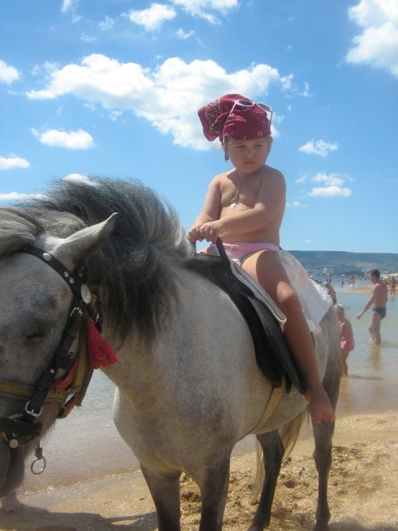 Летний отдых  или как оправиться в отпуск с маленькой принцессой