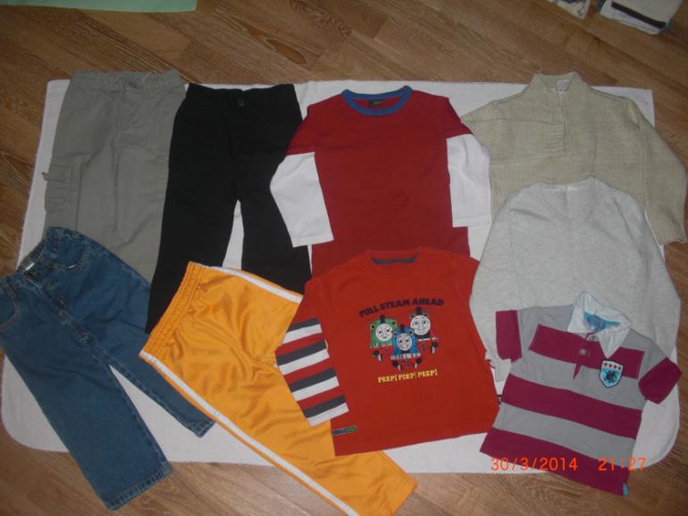 ПАКЕТ для мальчика на 2-3 года