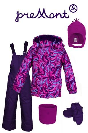 Зимние комплекты Premont ( Канада)