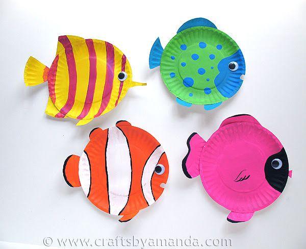 Интересные рыбки