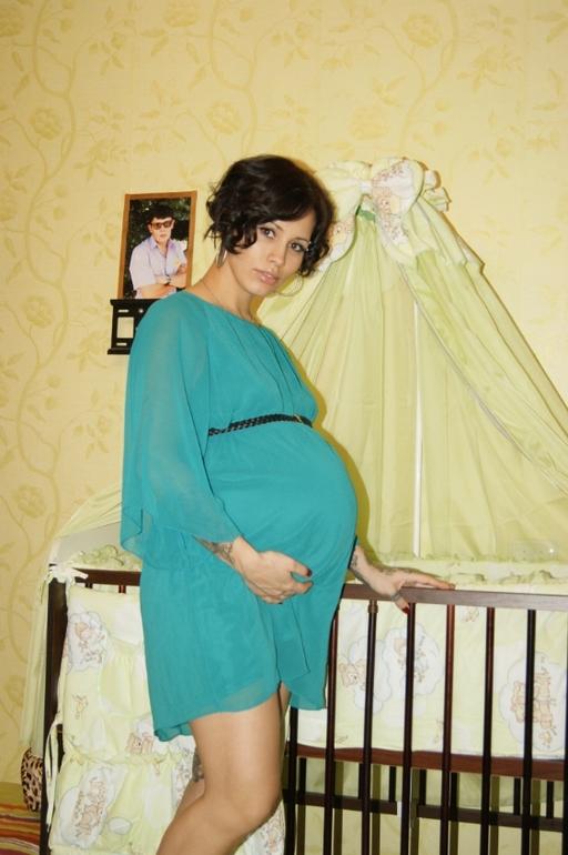 живот 32 неделя беременности фото