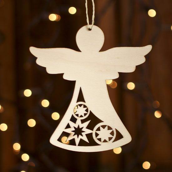 Ангелочки своими руками к новому году