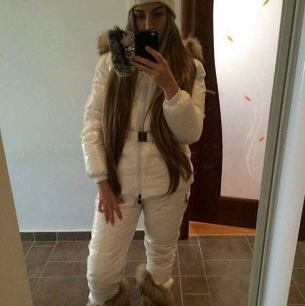 Женский костюм Moncler