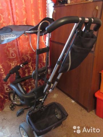 3-х колесный велосипед Mini Trike СКИДКА!!! 2800 р