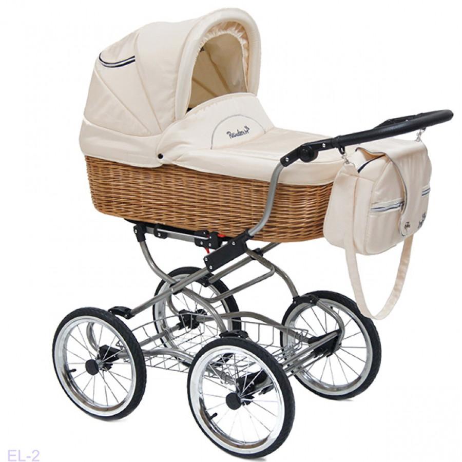 Детская коляска Reindeer Eco Line