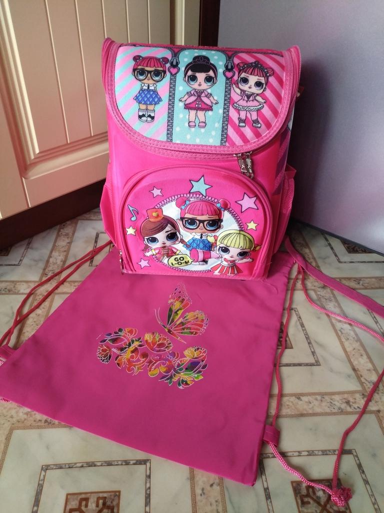 новые школьные рюкзаки
