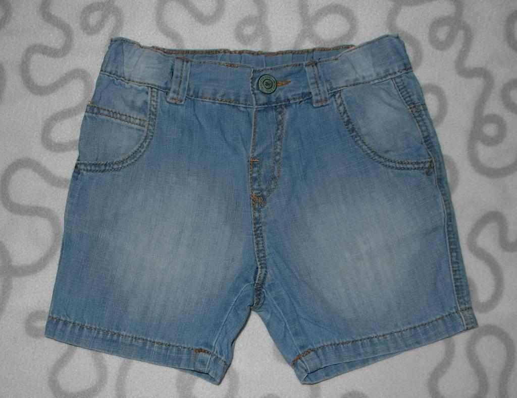 Шорты джинсовые Zara, 18-24 мес.