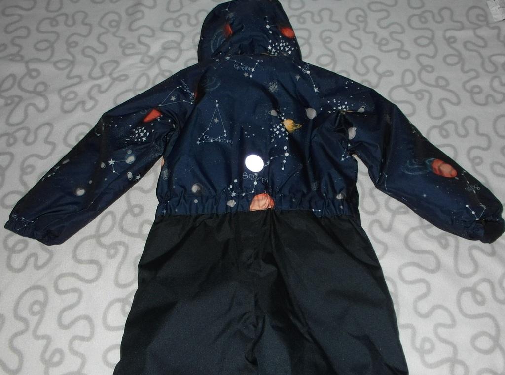 Новый зимний комбинезон Super gift, 122 см