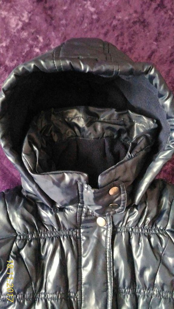 Зимняя куртка GJ, р.4-6л, 116см.