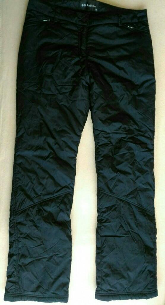 Зимние брюки Sela, р.М (идут на L)