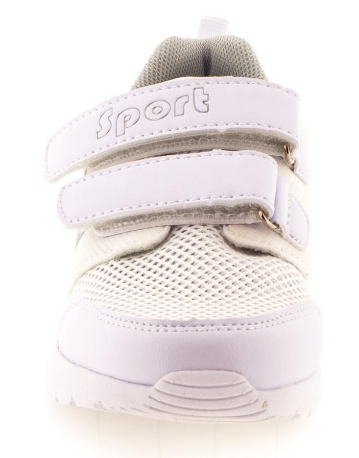 Kapika кроссовки дышащие белые 36