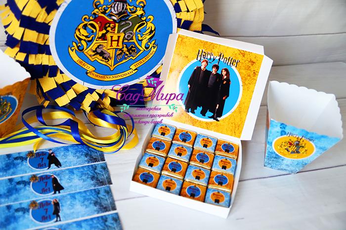 День рождения в стиле Гарри Поттер.