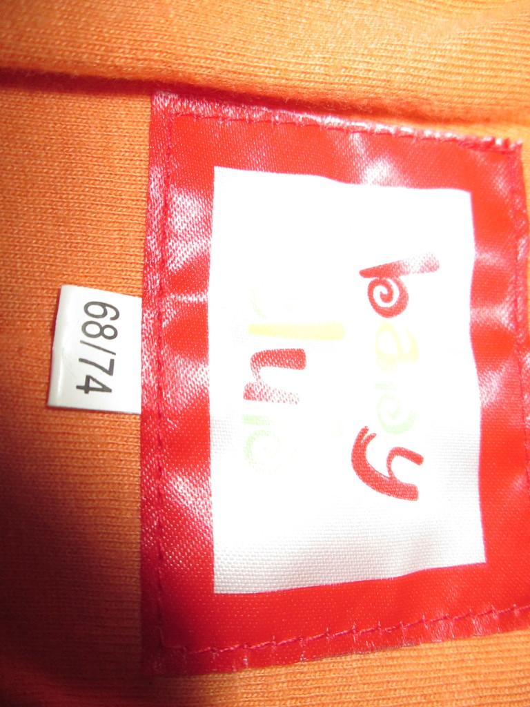 Зимний конверт-трансформер BABYCLUB 68-74 см