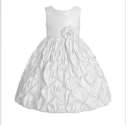 платье нарядное белое 4 года American Princess