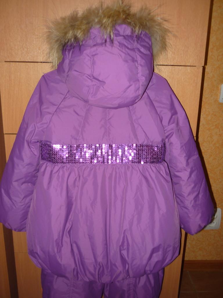 Зимний комплект ф. nels / нельс 116 см.