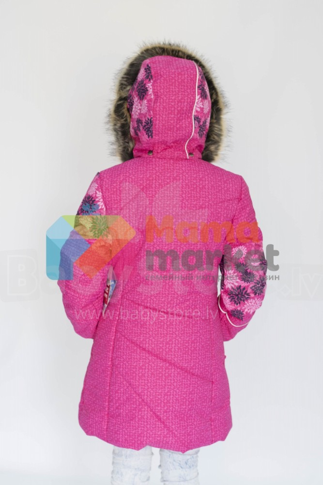 Пальто-куртка  как парка ф.  Lenne 128 см.