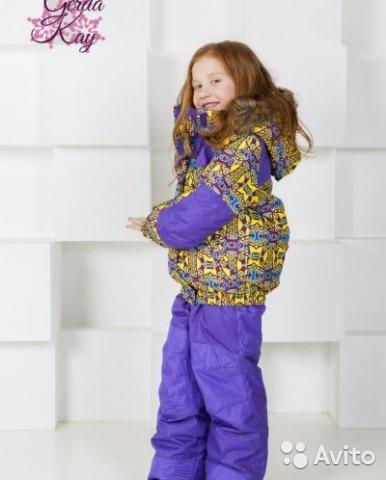 Gerda Kay-новая зимняя одежа аналог nano (нано)