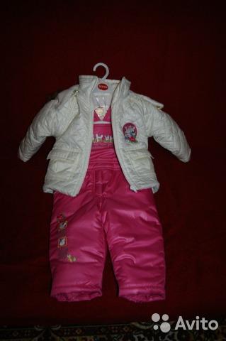 Комплект (куртка + полукомбинезон) Petito