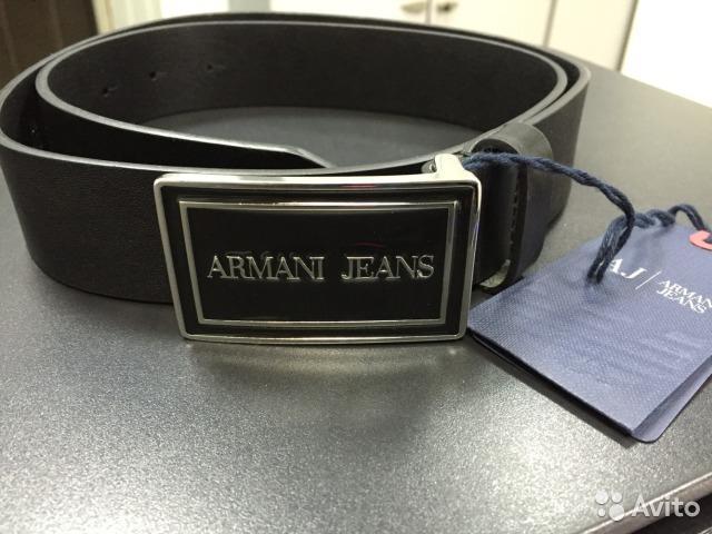 Ремень мужской Armani Jeans