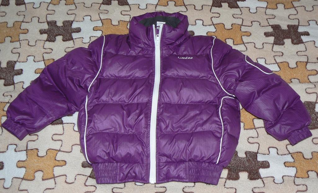 Пакет для девочки (куртка, теплые брюки, джинсы)
