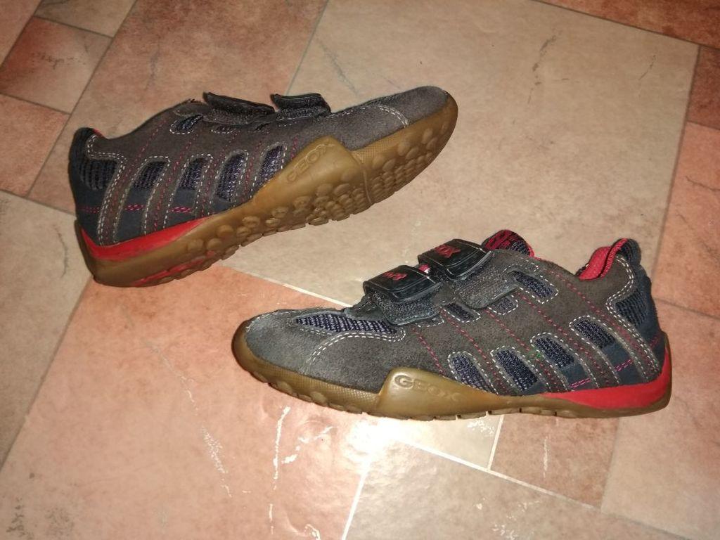 Ботинки, кроссовки  GEOX р.30